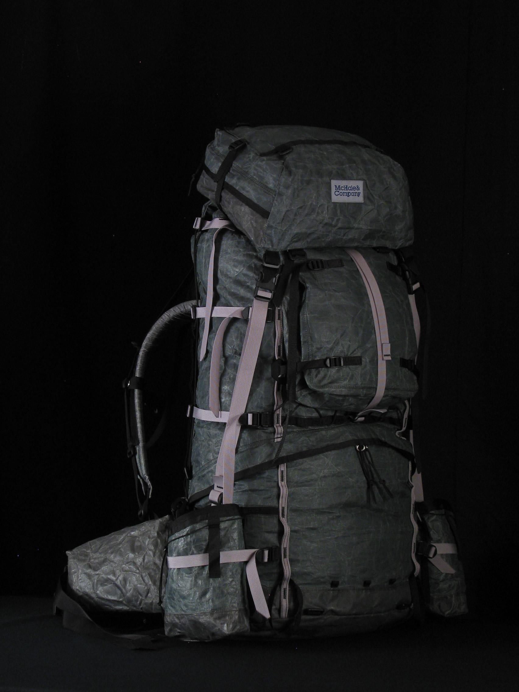 McHale Alpine Style Packs